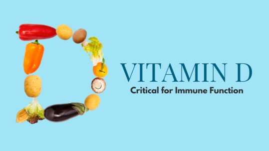 vitamin d booster shot